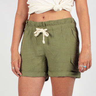 SEARCHER SHORTS - GREEN