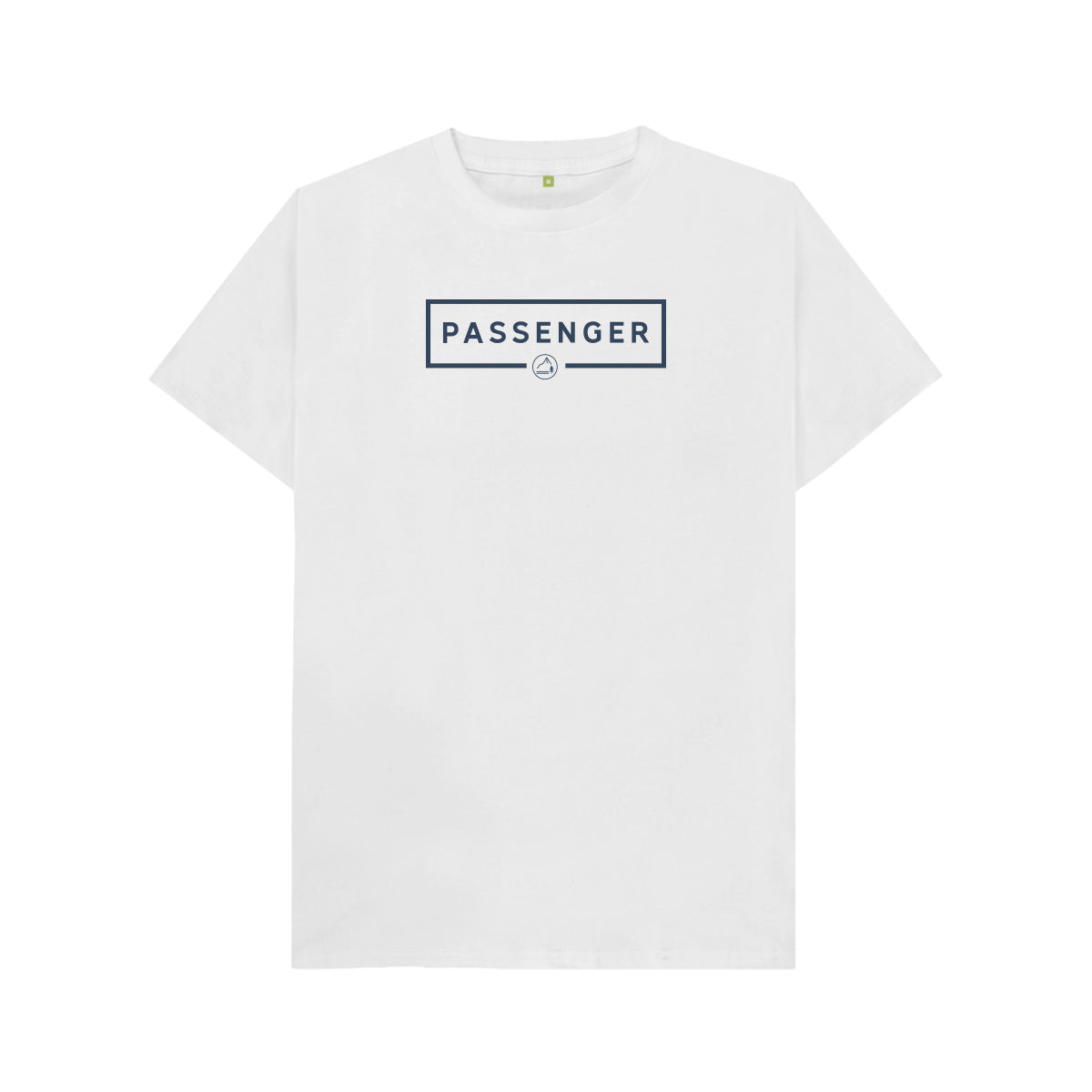Single Fin T-Shirt - White image 5