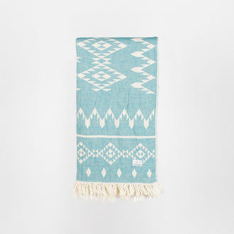Turkish Towel - Southbourne Lions Blue