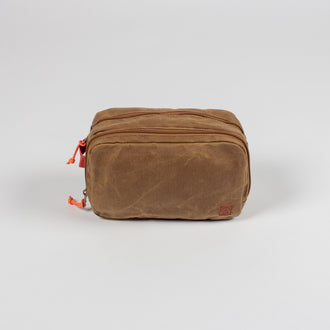 Stream Wash Bag - Tan
