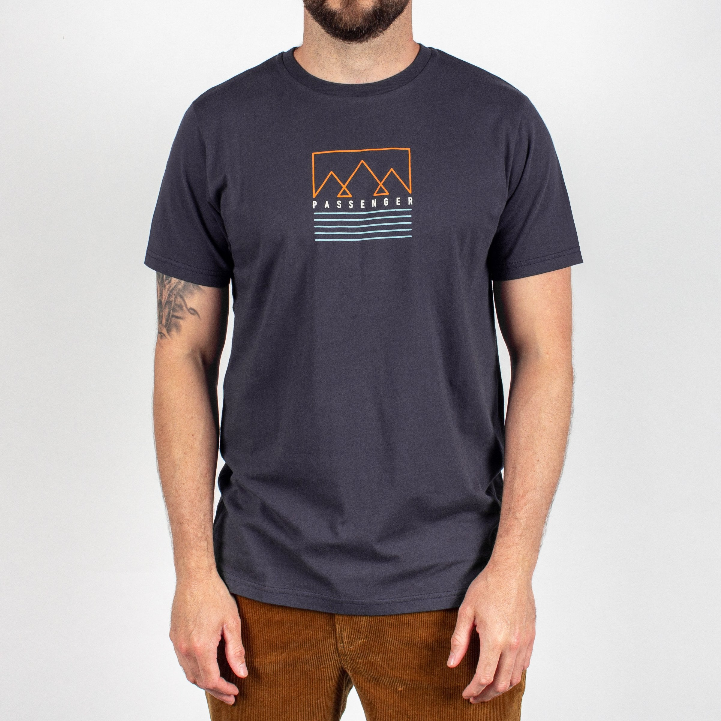 Strider T-Shirt - Blue Nights Navy image 3