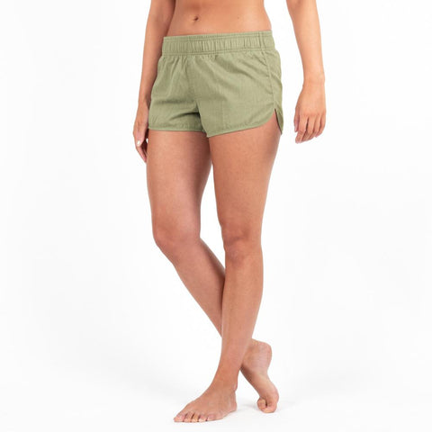 Sundowner Olive Shorts