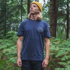Tofino T-Shirt - Navy