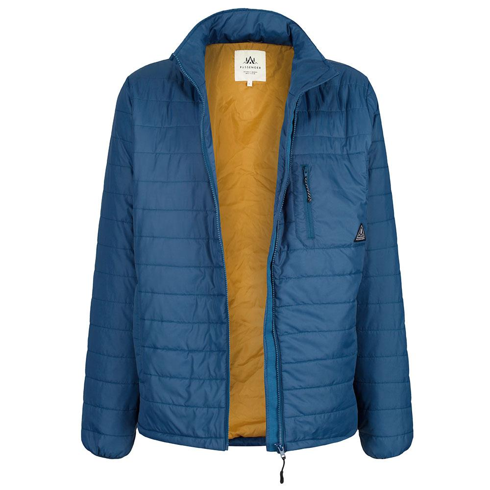 Mens Tracker Jacket Teal
