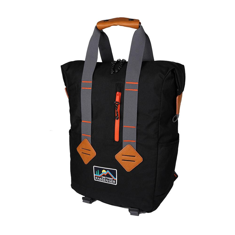 Trip Travel Backpack 30L - Black image 3