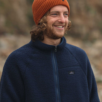 Tripper Fleece - Navy