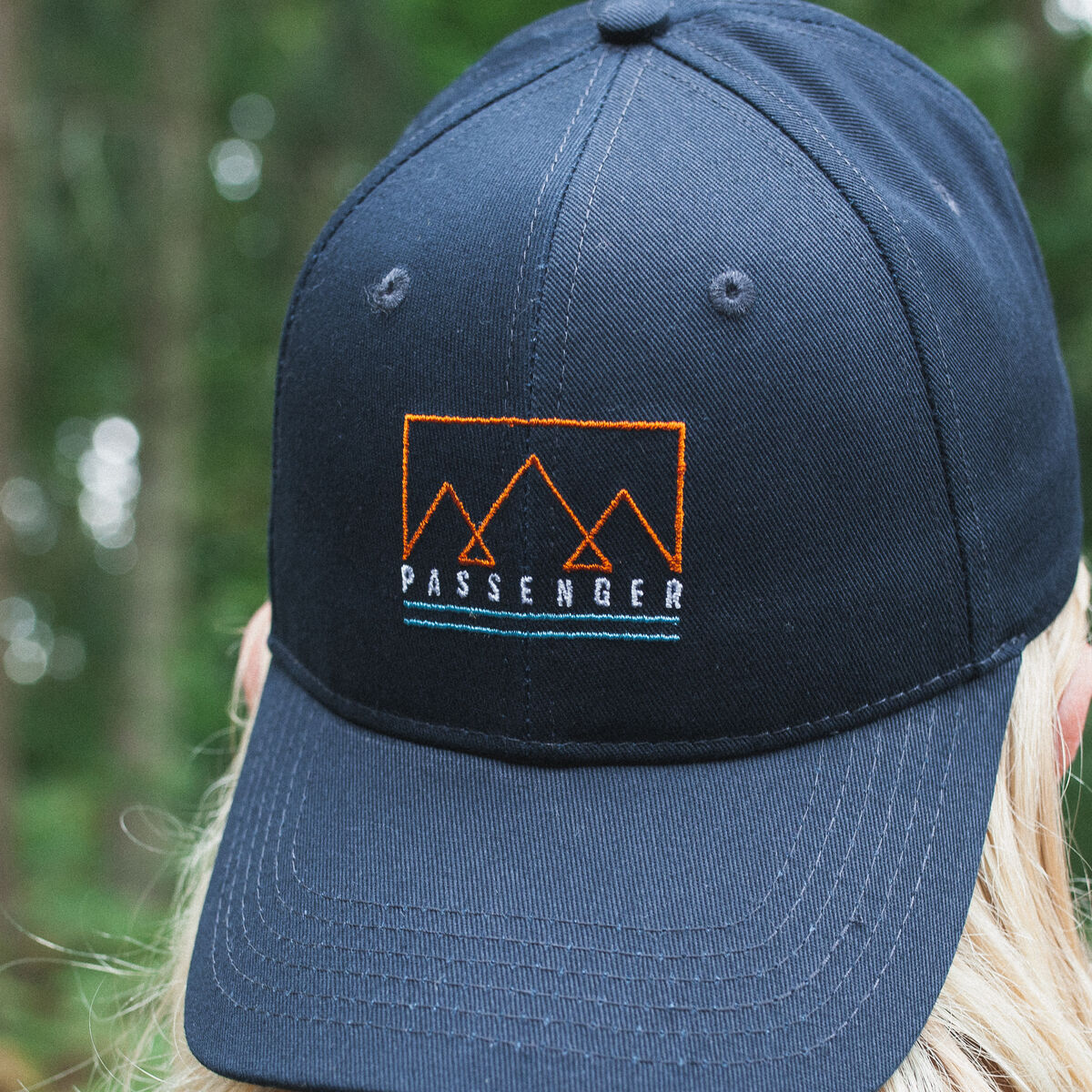 Tristate Cap - Navy image 3