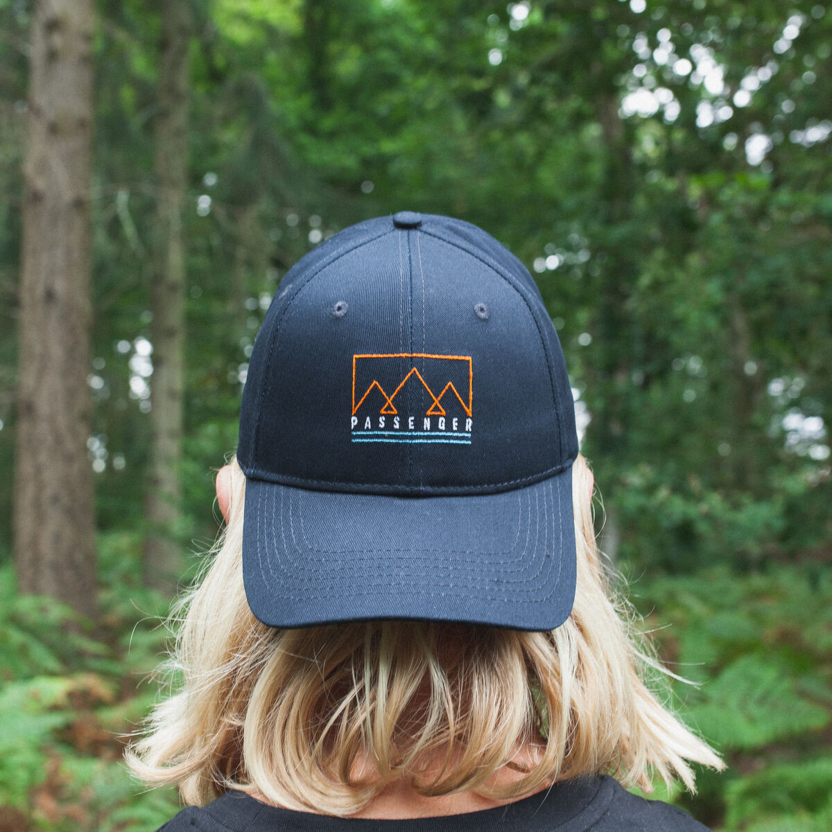 Tristate Cap - Navy image 2