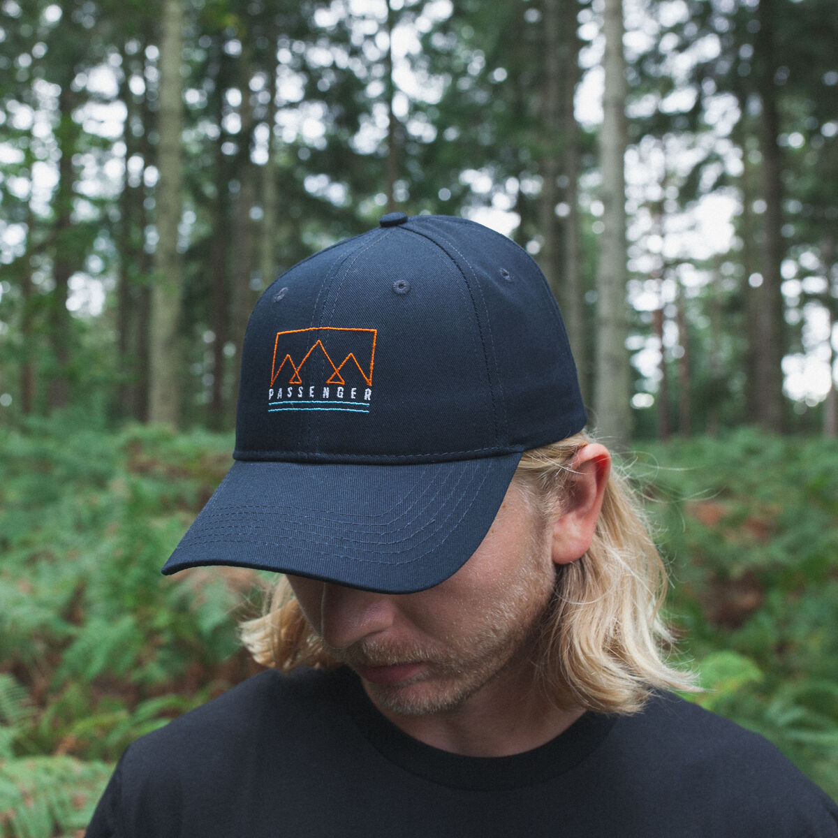 Tristate Cap - Navy image 1