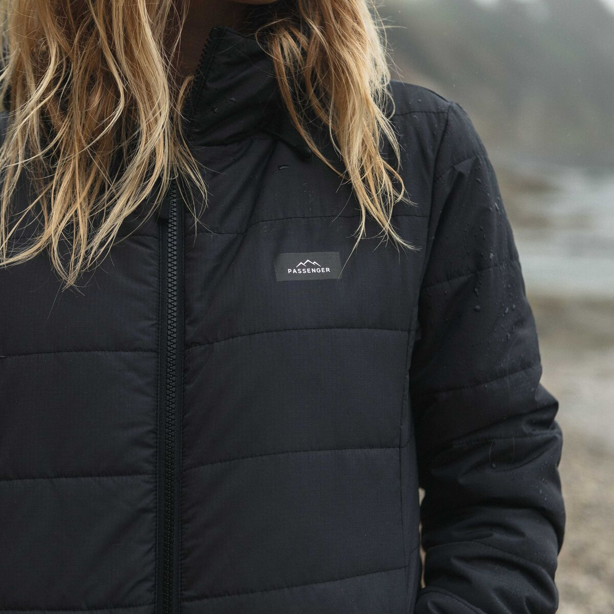 Jackpine Insulated Jacket - Black image 2