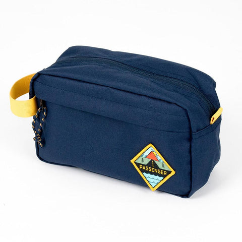 Stream Washbag - Navy