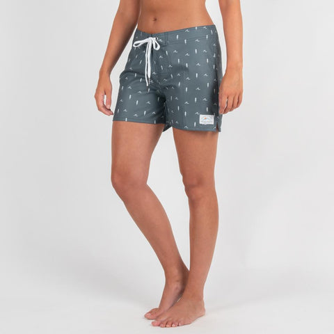 Winnipeg Boardshorts - Dark Denim