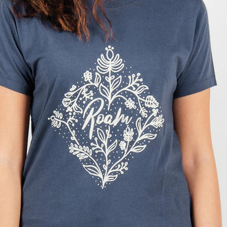 Hayseed T-Shirt - Midnight Navy