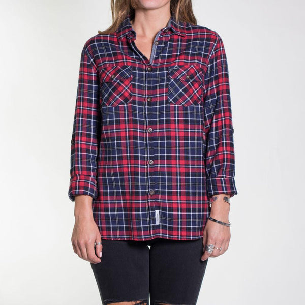 Yosemite Women's Plaid Adventure Shirt