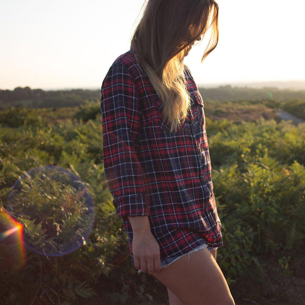 Yosemite Women's Checked Outdoor Shirt