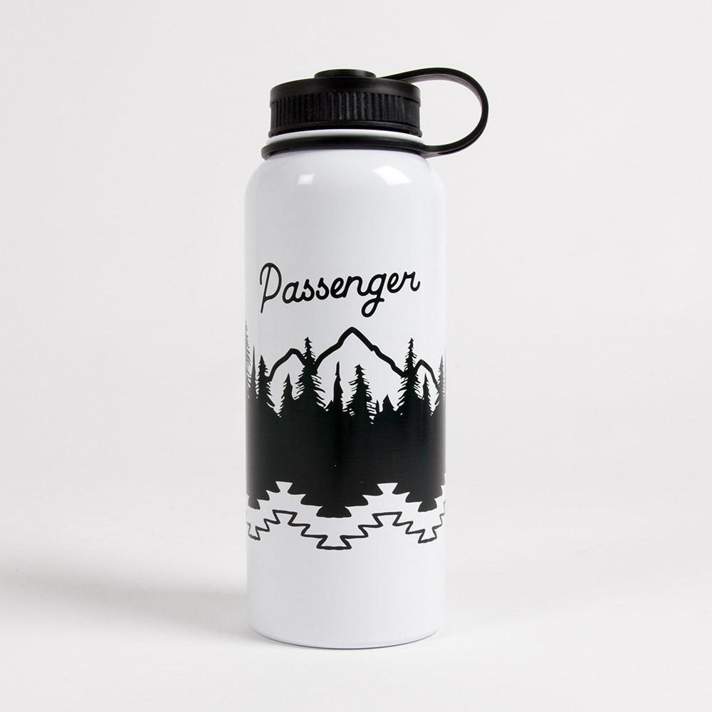 Cascade Stainless Steel Water Bottle image 1