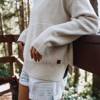 Cove Knitwear - Off white