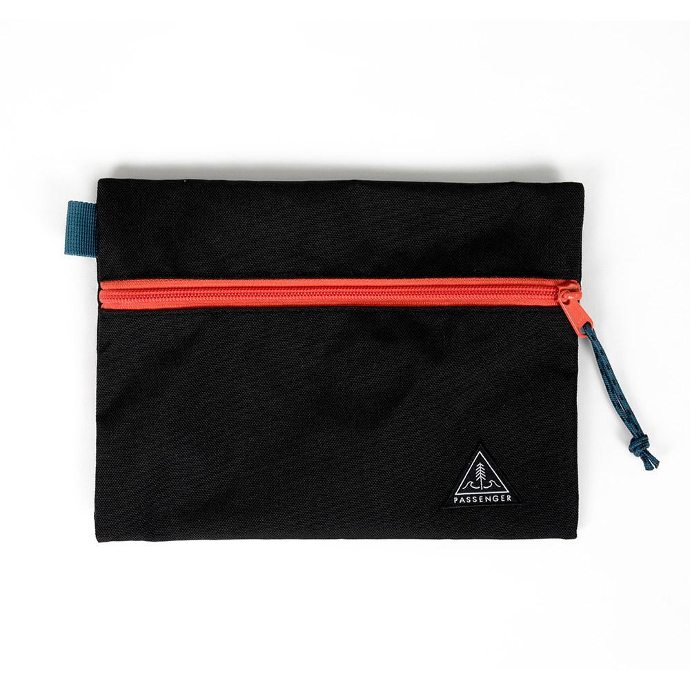 Fieldnote Travel Case - Black/Red image 1