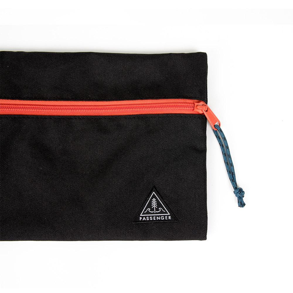 Fieldnote Travel Case - Black/Red image 2