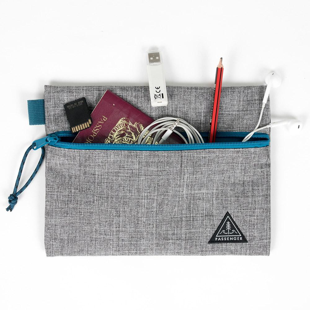 Fieldnote Travel Case - Grey Marl image 1