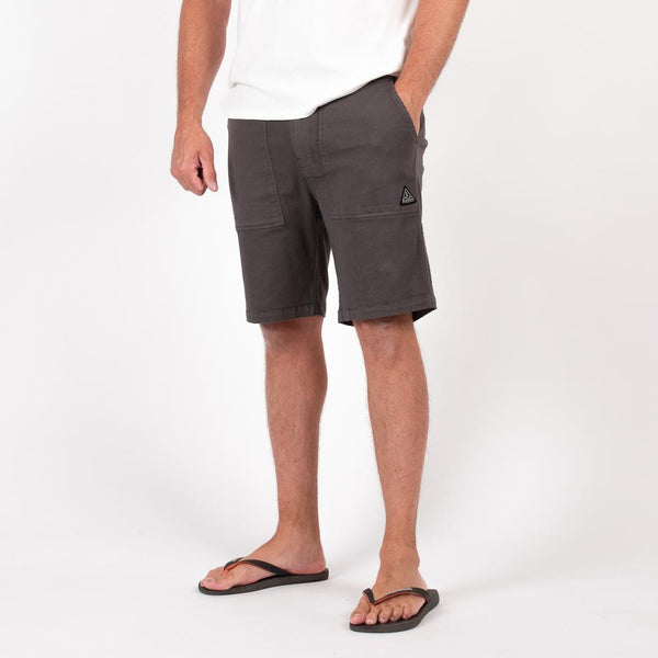 Forge Short - Charcoal