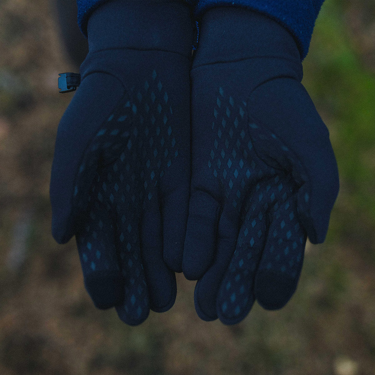Jackson Gloves - Black image 2