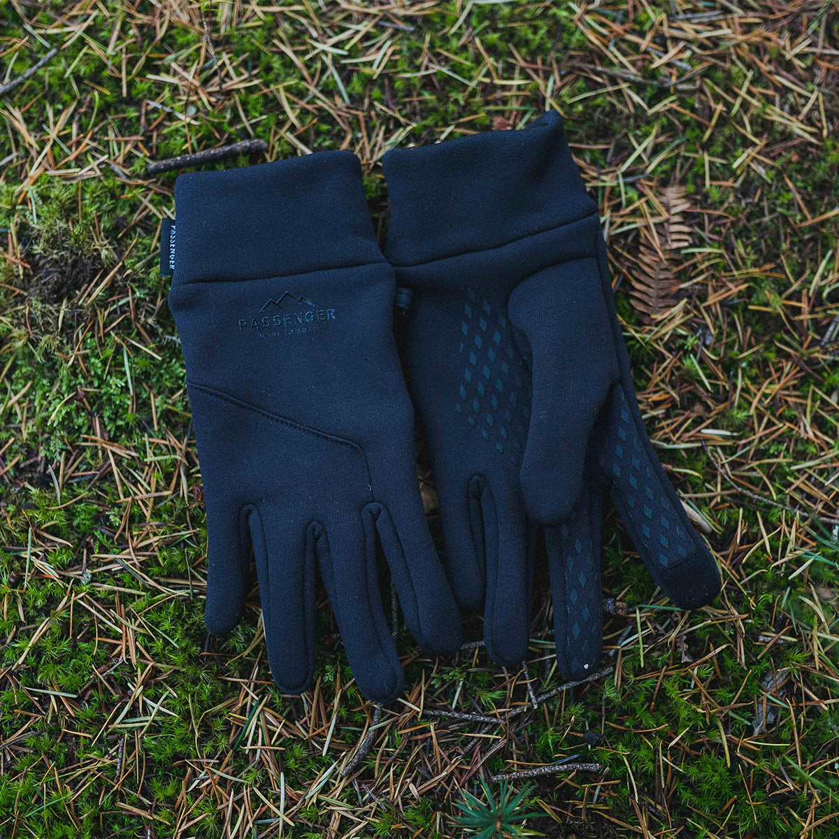 Montana Gloves - Black image 6