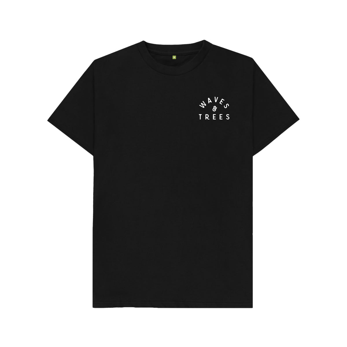 Pacific City  T-Shirt - Black image 8