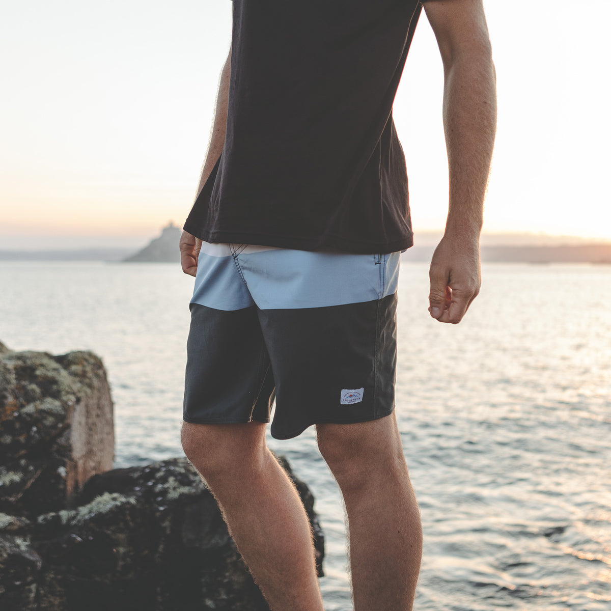 Lineup Hybrid Shorts - Dark Grey image 6