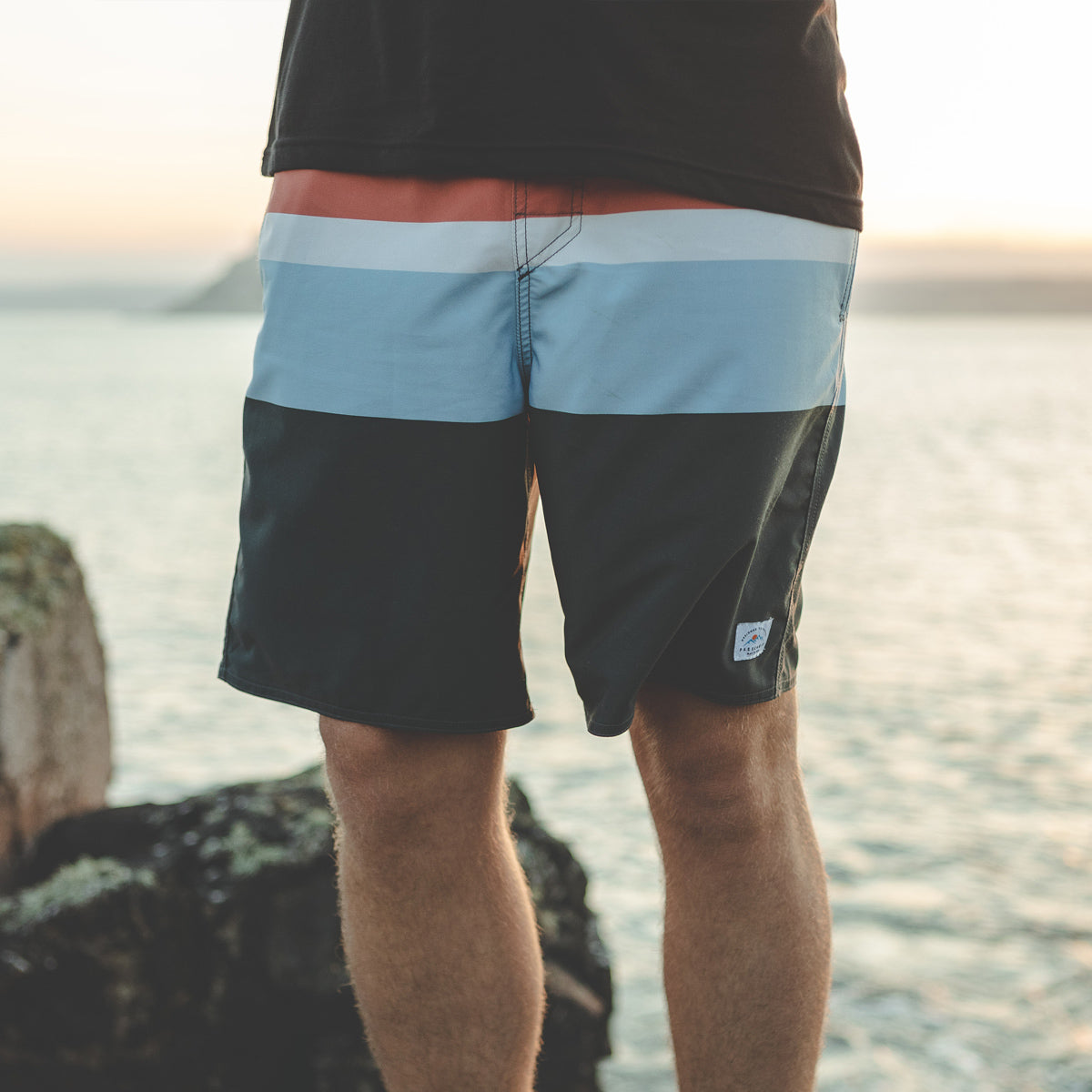 Lineup Hybrid Shorts - Dark Grey image 7