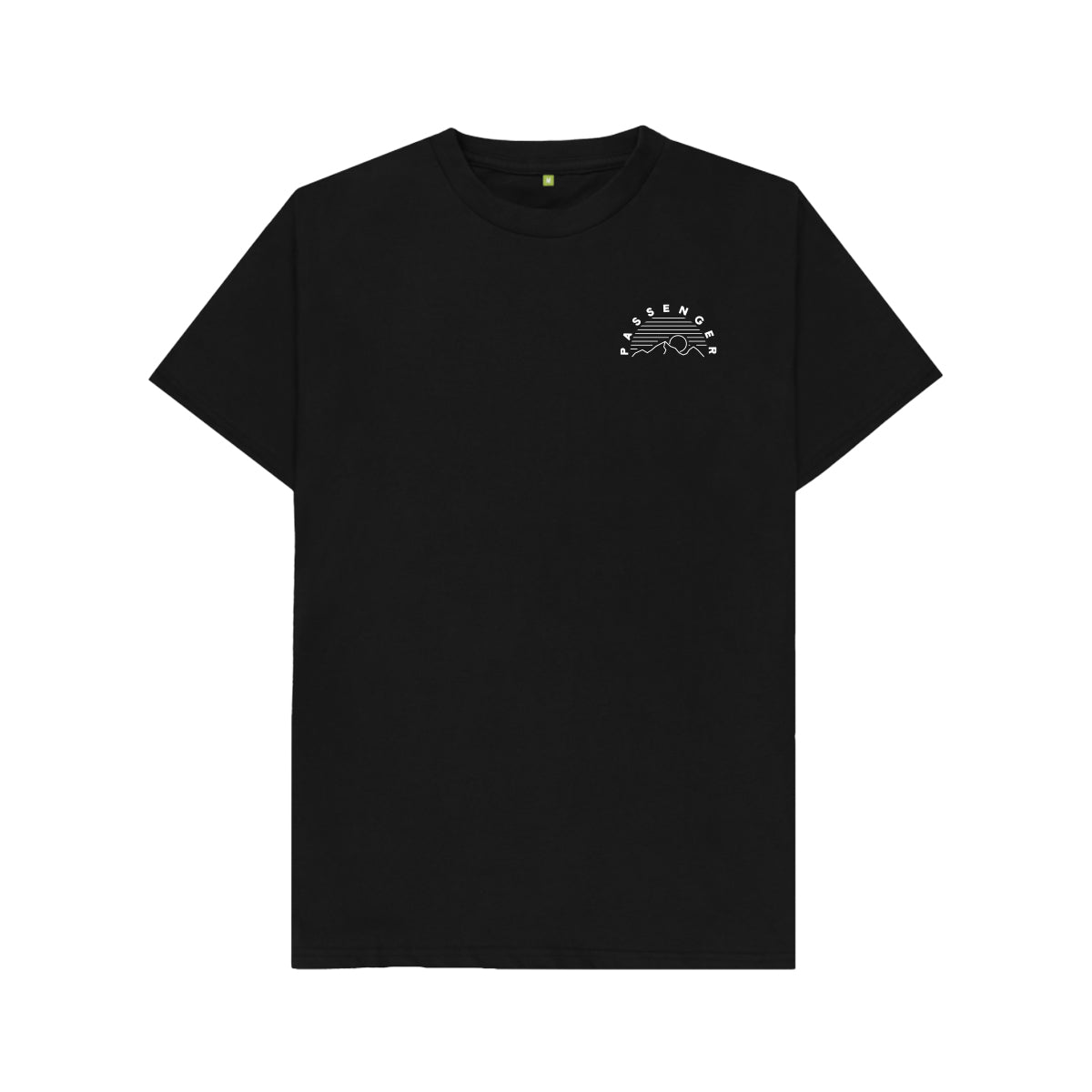 Lymington T-Shirt - Black image 4