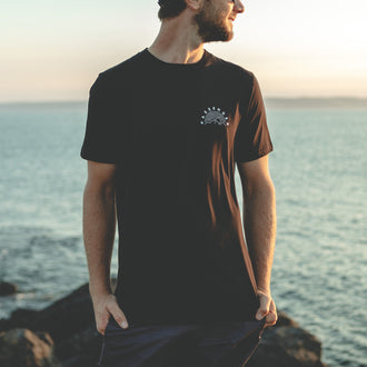 Lymington T-Shirt - Black
