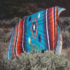 Rumpl Original Printed Puffy Blanket Throw - Nipomo