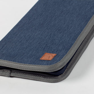 Raccoon Travel Organiser - Navy Marl