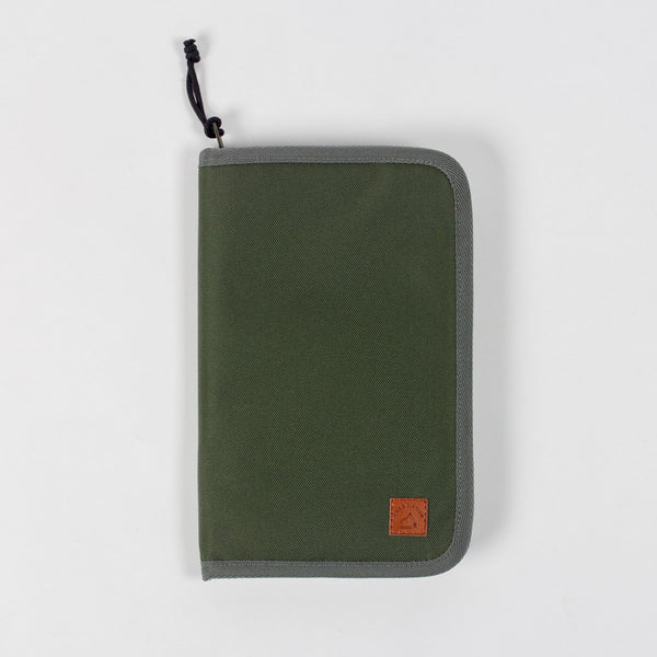 Racoon Travel Organiser - Olive