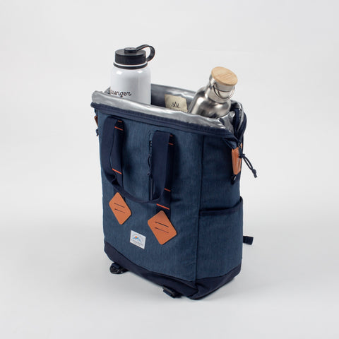 Good Times Cooler Bag 30L - Navy Marl