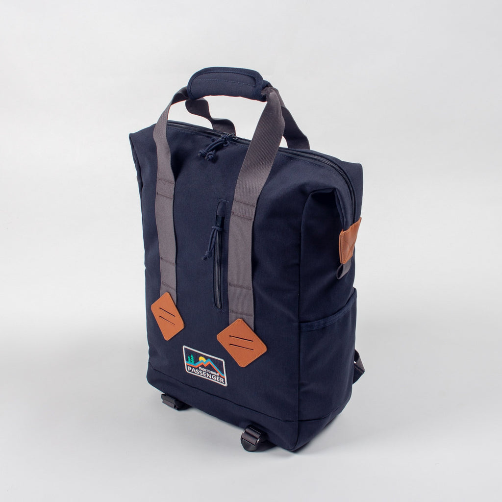 Trip Travel Backpack - Navy Marl