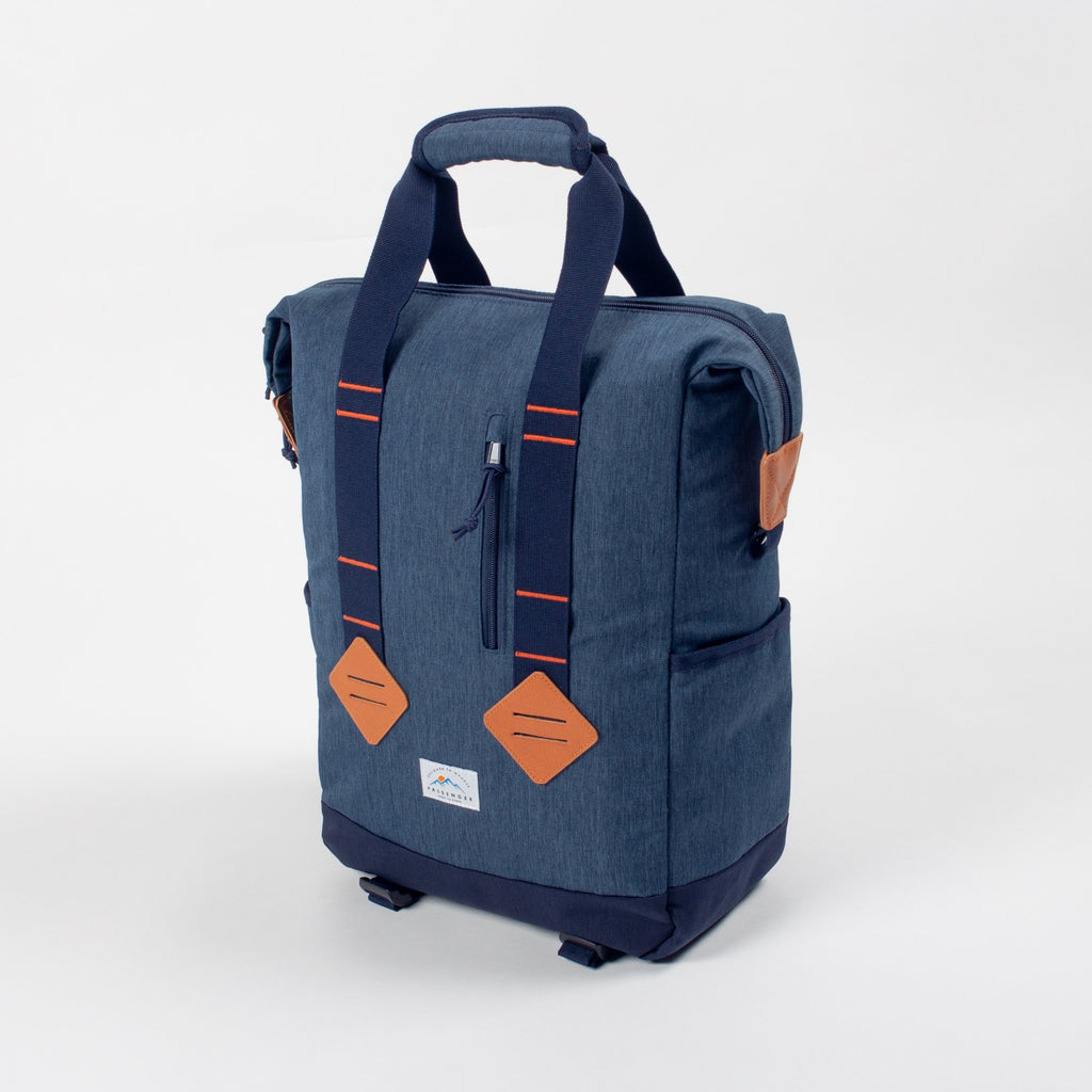 Good Times Cooler Bag - Navy Marl