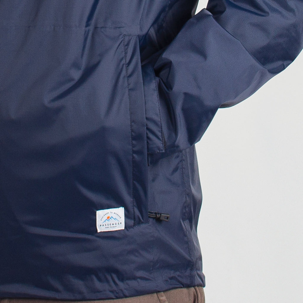 Norcal waterproof Jacket - Navy