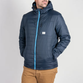 Patrol Insulated Packable Jacket - Navy
