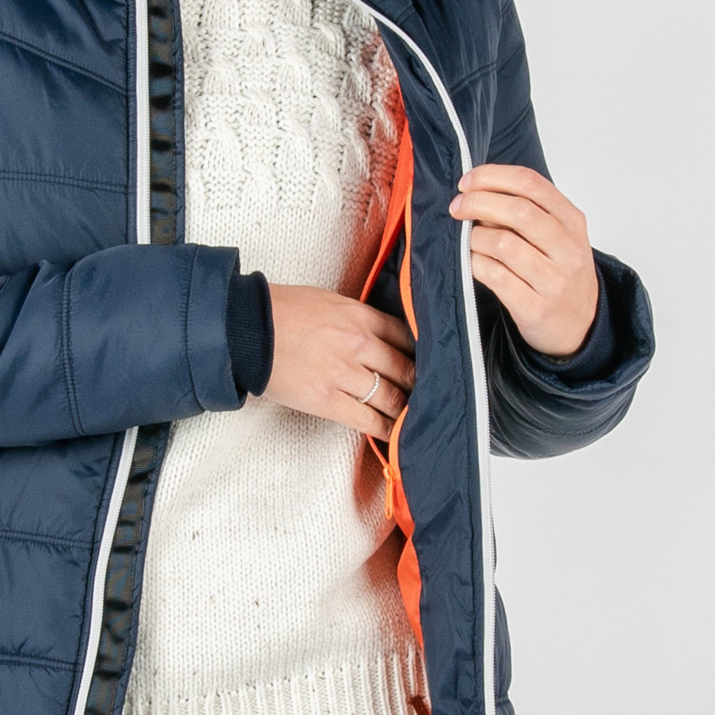 Aspen Insulated Jacket - Navy