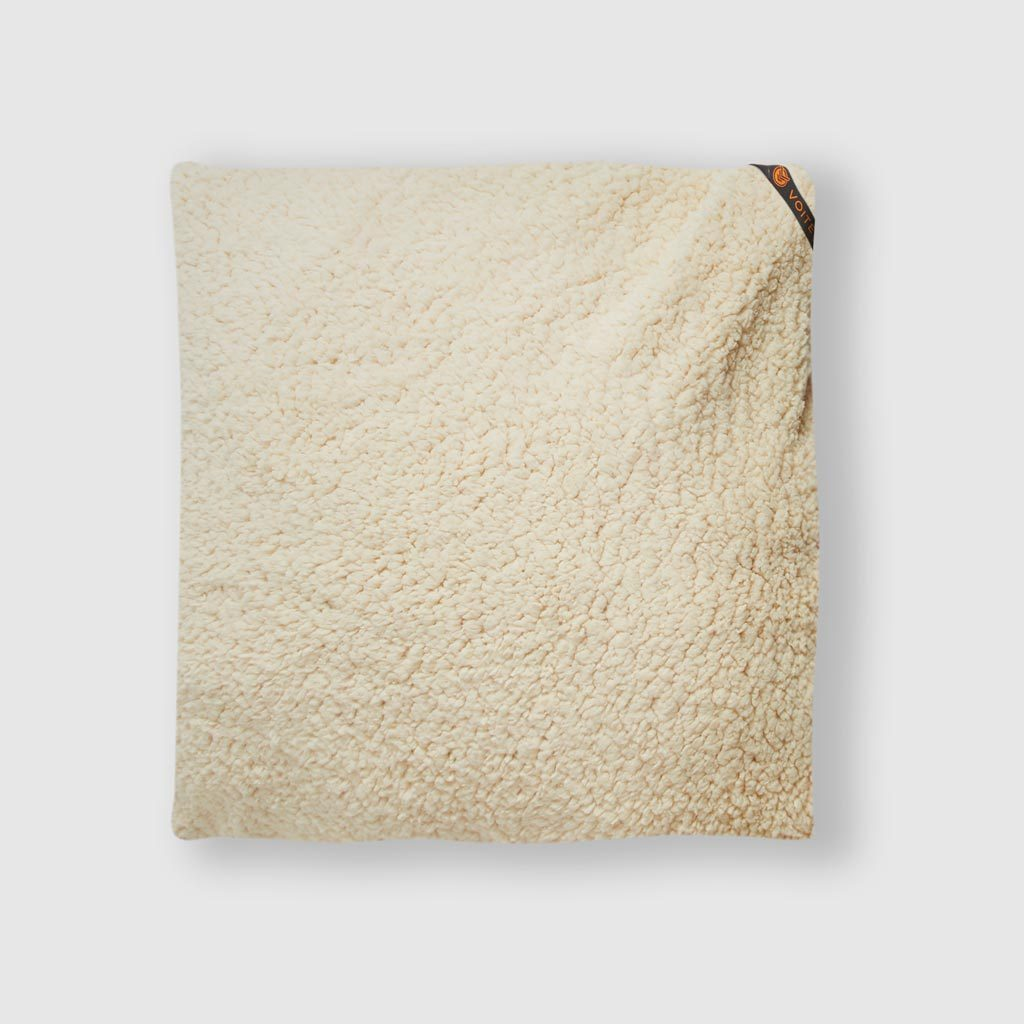 Voited Sherpa Fleece Lined Pillow Blanket - Camp Vibes image 4