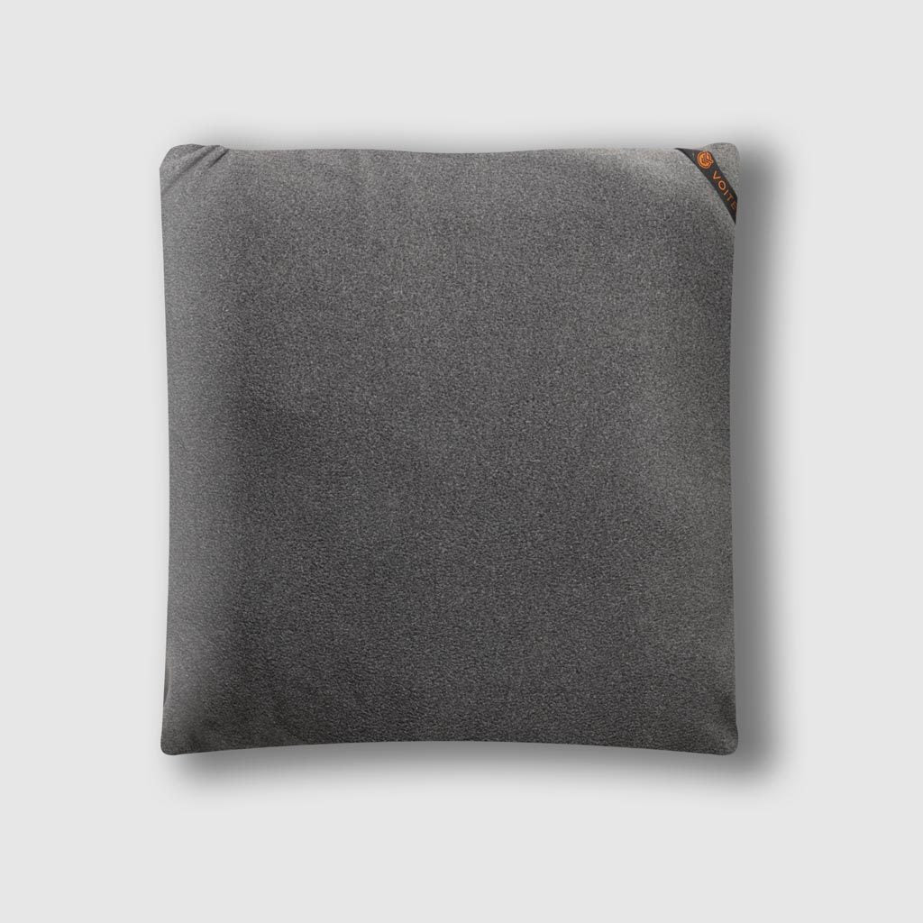 Voited Micro Fleece Lined Pillow Blanket - Camp Vibes image 2