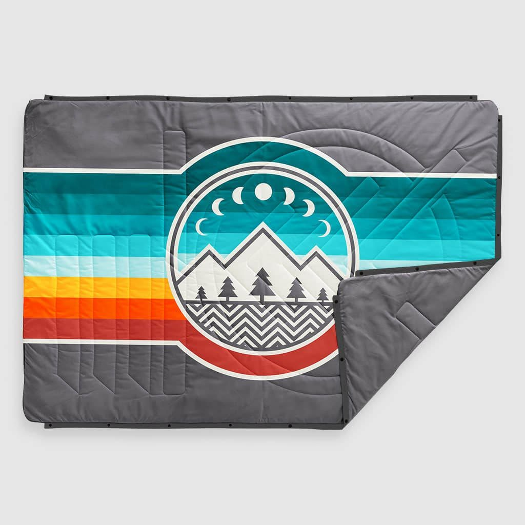 Voited Insulated Pillow Blanket - Camp Vibes image 1