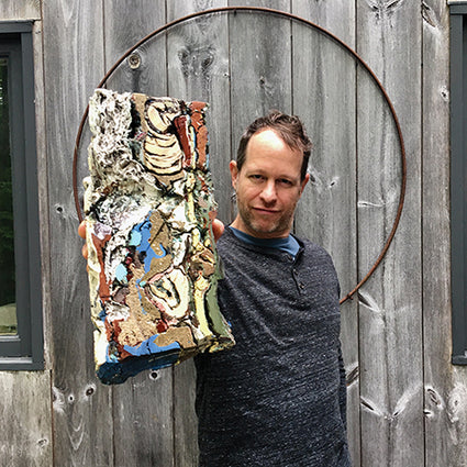 Maine Artist Jonathan Mess deCordova