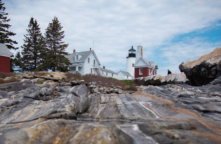 For Two Please Visits Pemaquid Point Light and The Good Supply in Midcoast Maine Peninsula Road Trip