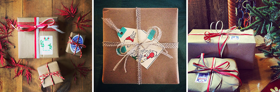 Shipping and Free Gift Wrapping at The Good Supply Made in Maine USA