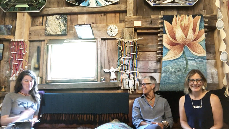 The Good Supply Midcoast Artisan Store Made in Maine USA Art in the Barn Artist Interview Video Series