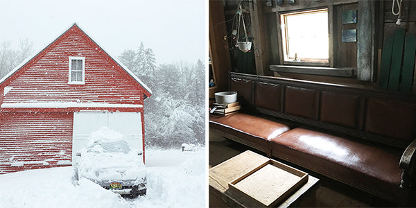 The Good Supply Midcoast Artisan Store Made in Maine USA Winter Hours Closed