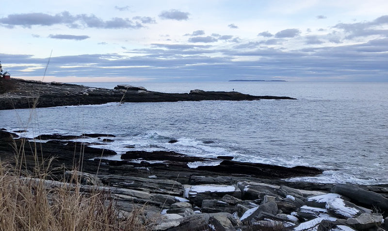 The Good Supply Pemaquid Maine Artisan Storefront Winter Events